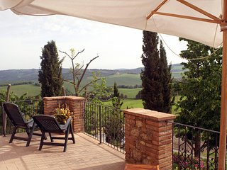 Il Castelletto - a vacation house in Tuscany, Volterra