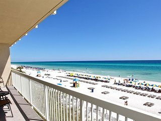 Last Minute 50% off today 4/25-28 Wyndham RESORT sleeps 8 ocean front, Panama City Beach