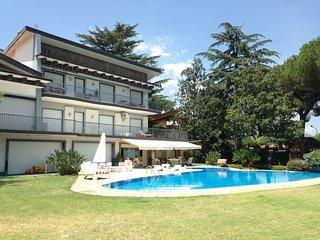 Villa del Cavaliere, Trecastagni