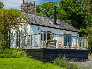 Church Cottage Studio Between Birdsong and Beaches, Holsworthy