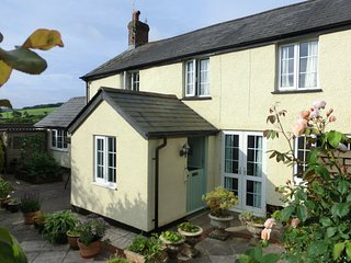 Highertown Bed and Breakfast on Exmoor, Brompton Regis