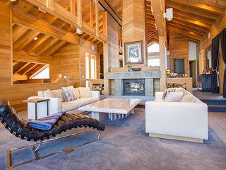 Architectural Gem with amazing ski run views!, Park City