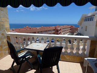 Idyllic Sea view Apartment in National Park, Costa Calma