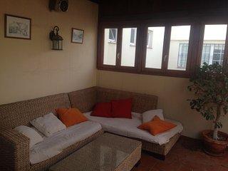fabulous penthouse with terrace in the hist center, Málaga