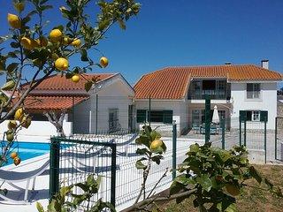 Villa paisible avec piscine privee et chauffage central - Casa do Cedro