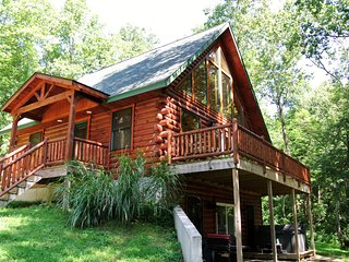 Lazy Creek Cabin in French Lick