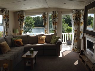 New luxury holiday home, Tattershall
