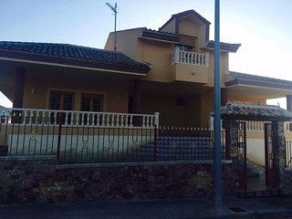 5 bedroom detached villa with private pool, Calasparra