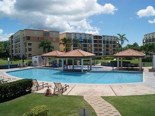 Haciendas del Club II-105 garden apartment, WiFi