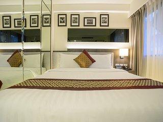 Deluxe Room at Aspira DoubleOne S11, Bangkok