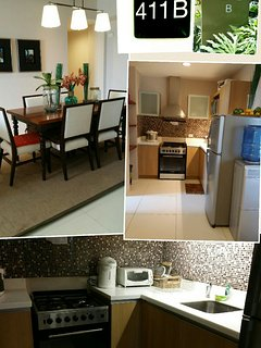 411 CAROLA B 3BEDROOM unit with 3 toilet & bath 140sqms. $330/night RATE exludes guest fee