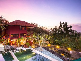Merak, 2BR Ocean View Villa - Pecatu: