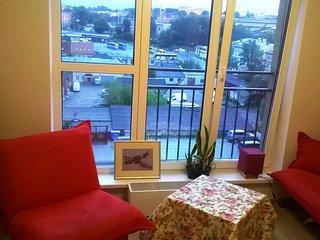 Bright and cute apartament, Vilnius