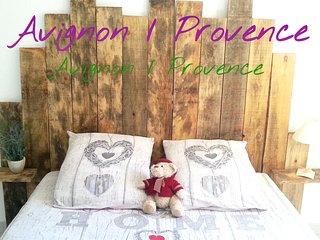 L'Epi de Provence : Sympa pied a terre en Avignon, proche remparts