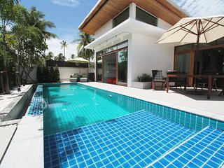 Niwana Breeze Villa 3 Bedroom Private Pool, Ko Phangan