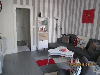 Appartement F3 rez-de jardin, Vichy