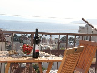 Petra apartment with amazing sea view, Makarska