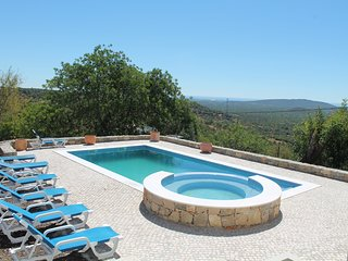 Sea view villa with privated pool, São Brás de Alportel