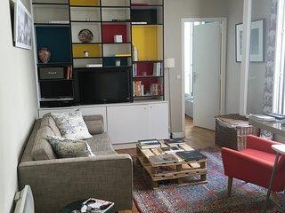 Montorgueil /  Reaumur Sebastopol charming flat, Parigi
