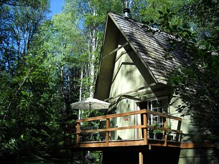 Getaway in the Woods, Sandpoint