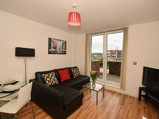 Luxury 1 bed apartment in Birmingham City Centre