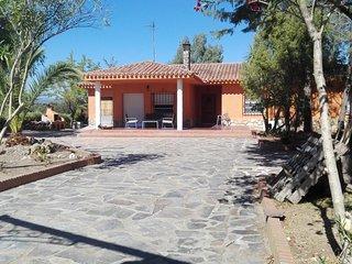 Casa campo en sierra San Vicente, San Roman de los Montes