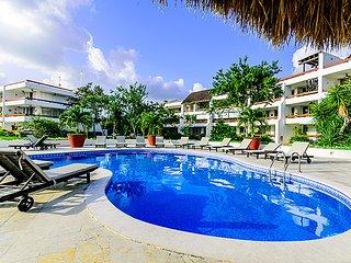 Residencias Reef Condos- Unit 7180 (1BR unit), Cozumel
