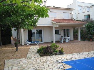 Maison avec jardin et piscine privée - vue sur mer, Palamós
