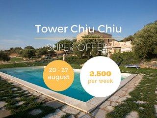 TOWER CHIU CHIU, Scicli