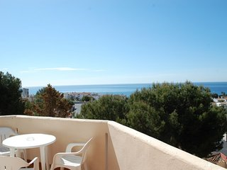 Penthouse with amazing panorama views, Mijas