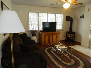 Deluxe 1050 sq. ft 1 Bdrm, 1.5 bath / Private Park, Rochester