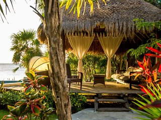 Villa Eden - private oceanfront retreat in Cozumel
