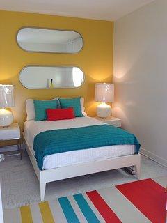 Downstairs, Guest Bedroom ( Queen)