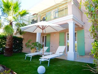 Sainte Maxime Park, beautiful 2 bed house, Sainte-Maxime