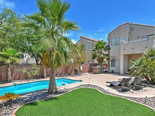 'The Marco' 3BR Henderson House w/Outdoor Pool!