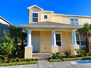 Beautiful 3 Bedroom Townome Near Disney From 128nt