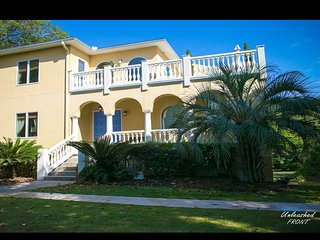 Unleashedfolly 'folly meets Mediterranean villa', Folly Beach