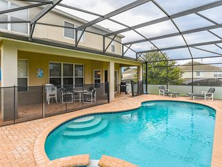 Fun in the sun - Orlando Pool House (+free nights), Kissimmee