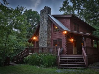 Riley`s Retreat, Ellijay