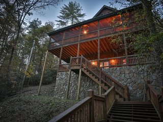 Creel Lodge, Ellijay