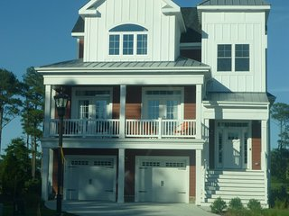 The Big Red Beach House, Selbyville