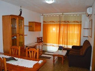 Apartamento Salou con Piscina y junto a la playa