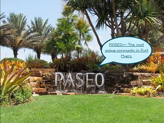 PASEO- Leading the quality life.