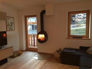 Elegante Nuovo Appartamento nelle Dolomiti, Vallada Agordina