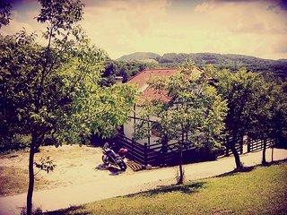 Enchanting Hill near the city of Varazdin