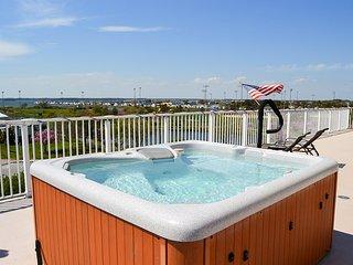 Lorelei II 402 - Private Hot Tub & Water Views!