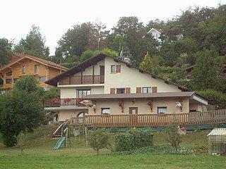 maison à la campagne, calme, panorama à 180°, Reignier