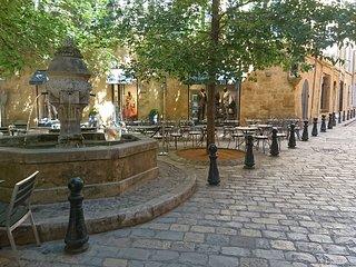 Charmant appartement en centre historique d'Aix en Provence et au calme - 4 pers