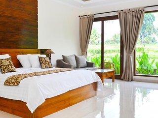 Four Bedroom Ricefield Ubud Villa