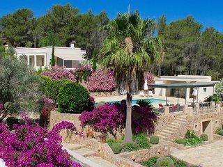 Elegante Villa en el paraíso de 8 a 12 personas